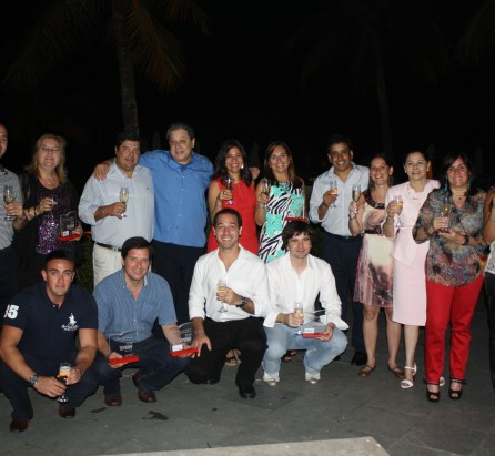 Premios TOP TAM 2013 - Club Med