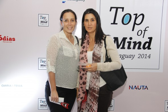 Top of Mind Paraguay 2014