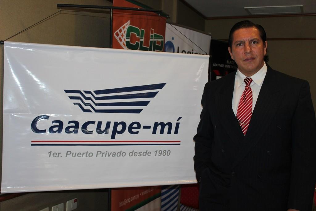 Sergio Retamozo - Puerto Caacupemí